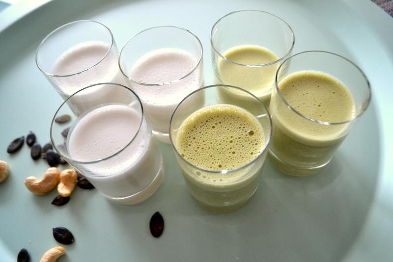 Nuss-Kern-Milch