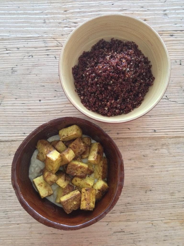 Kokos Goya Tofu – Weltküche