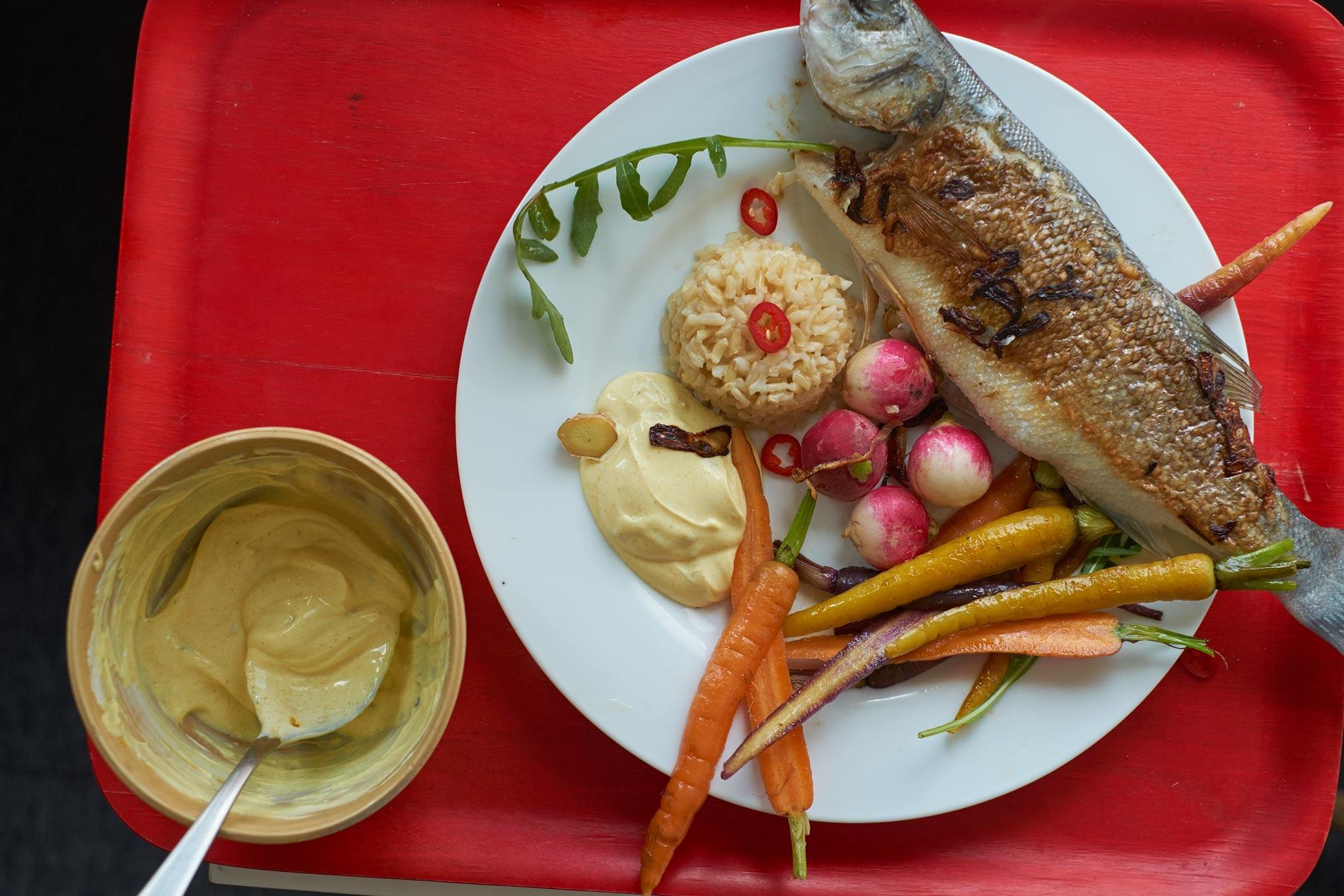 Lunchteller Frischefroh – Weltküche